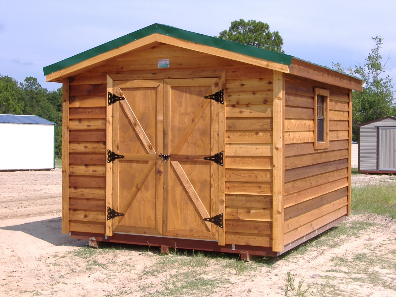 Shed Pictures Design: Handi House Manufacturing